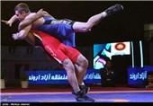 فینال رقابت های کشتی فرنگی جام باشگاه های جهان - خرمشهر