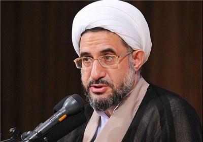 تلاش فرقه شیرازی برای شکایت از آیت الله اراکی به دادگاه های انگلیسی+ فیلم