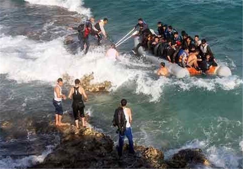 مأساة «قوارب الموت» تتواصل: موت 18 مهاجراً غرقاً فی بحر ایجه قبالة سواحل ترکیا