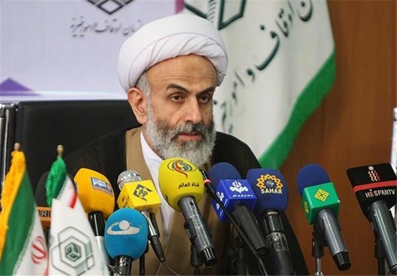 رئیس سازمان اوقاف / علی محمدی/ حجت الاسلام محمدی