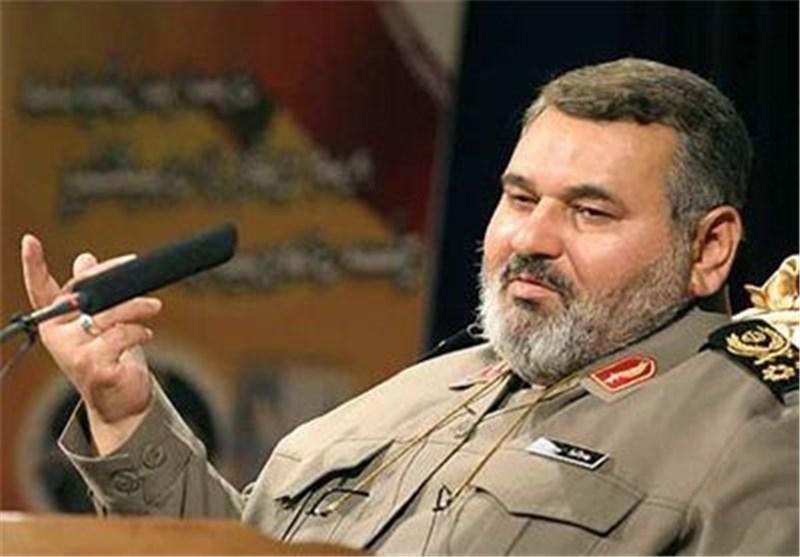 اللواء فیروزآبادی یدعو وزارة الخارجیة للتصدی الى تدخل امریکا وبریطانیا فی الانتخابات