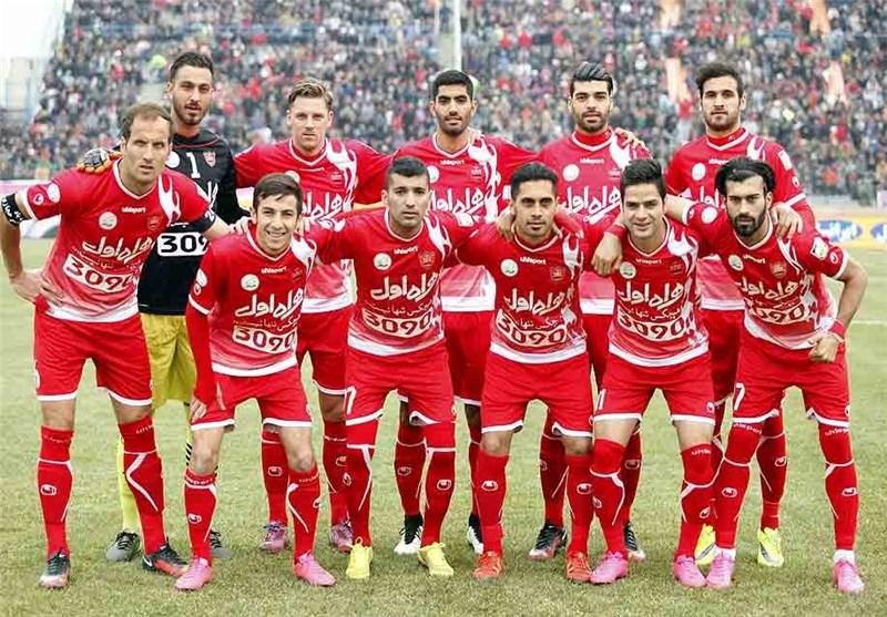تیمی پرسپولیس