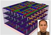 ساخت رایانههای 1000 برابر سریعتر با تراشه آسمانخراش