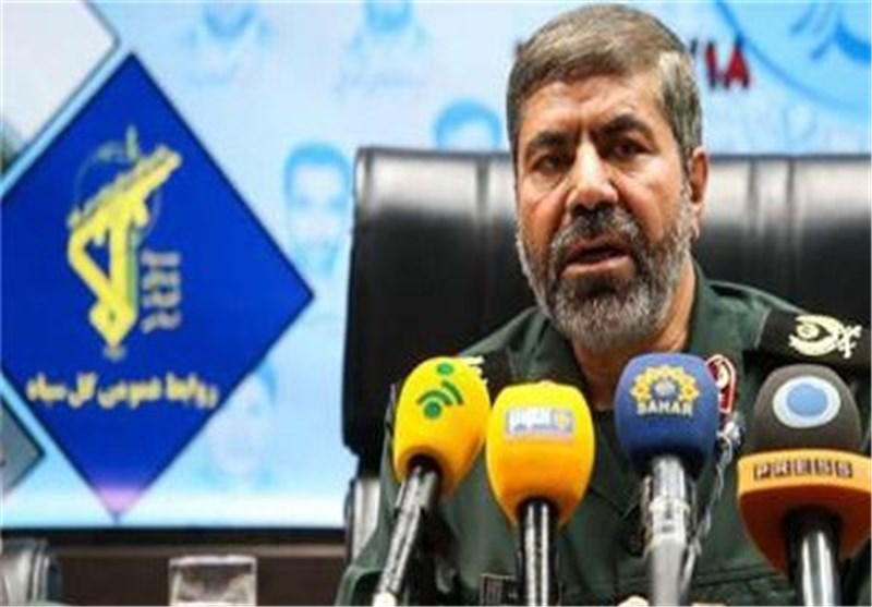 Captured US Navy Troops Being Interrogated: IRGC Spokesman