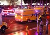تلفات مرگبارترین تیراندازی تاریخ آمریکا به 50 کشته و 400 زخمی رسید+تصاویر