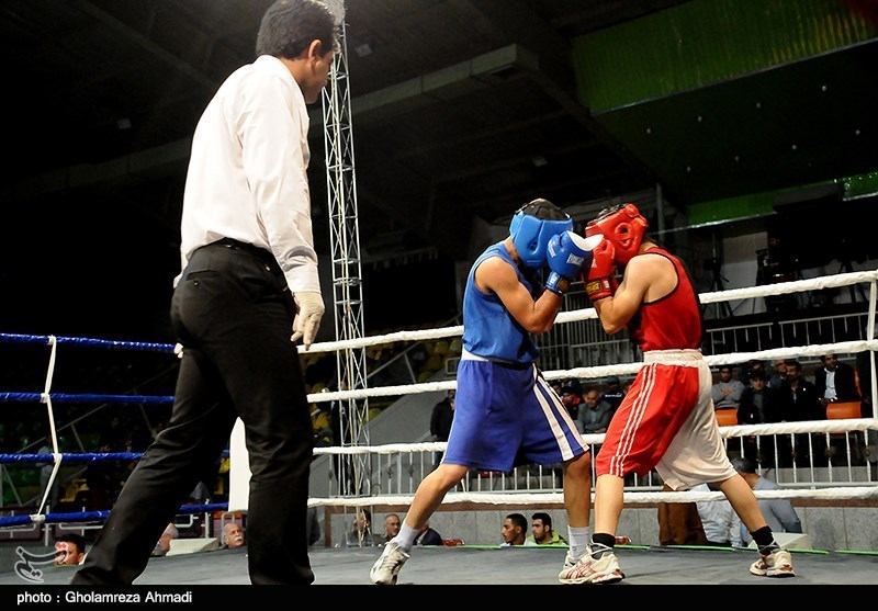 Iran's Boxing Referee Bordbar Invited to Olympic Games