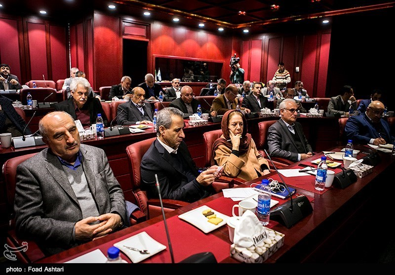 نشست وزیر نفت با اعضای اتاق بازرگانی تهران