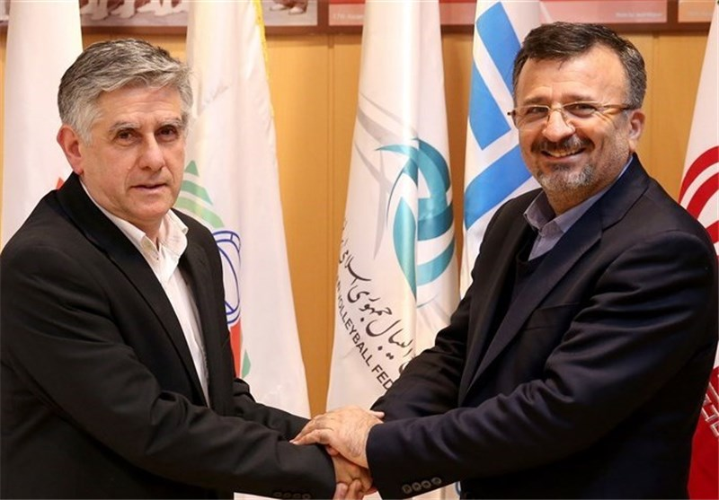 Raul Lozano Officially Joins Iran Volleyball Team
