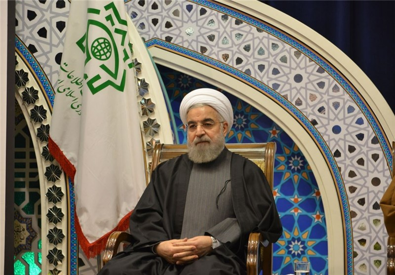 Iran, Flag-Bearer of Security, Fighting Terrorism in Region: President