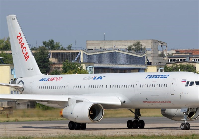 Russia Ready to Supply 15 Tu-204SM Planes to Iran: Report