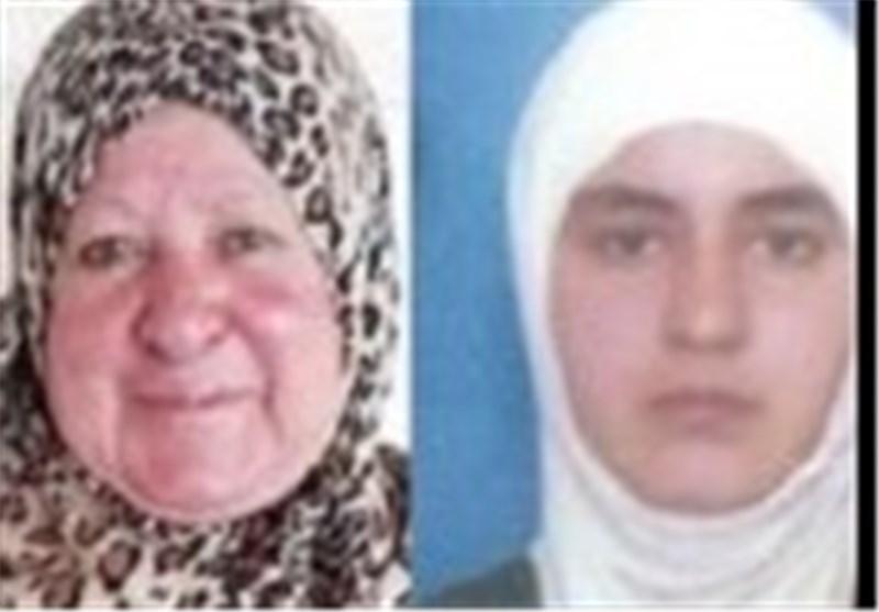 ابناء الضفة الغربیة یشیعون جثمانی الشهیدتین حسونة والشعروای + فیدیو