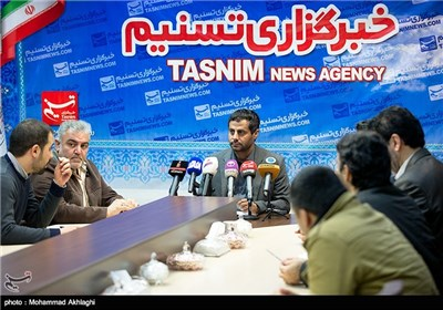 نشست خبری عضو ارشد انصارالله در خبرگزاری تسنیم