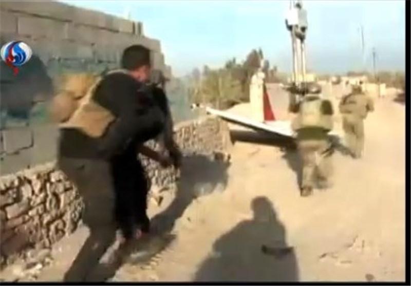 القوات العراقیة فی الرمادی