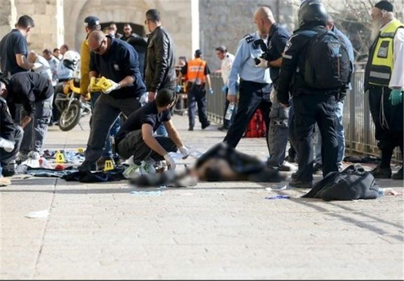 هلاک مستوطن واصابة 2 بجروح خطیرة فی عملیة طعن بالقدس