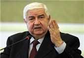 المعلم: باید جلوی نفوذ تروریستها از ترکیه و اردن به سوریه را گرفت