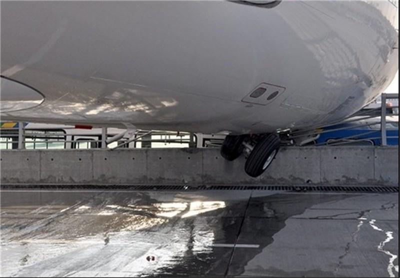 """نقص فنی """"پارکینگ بریک"""" دلیل سانحه هواپیمای ماهان در ترکیه"""