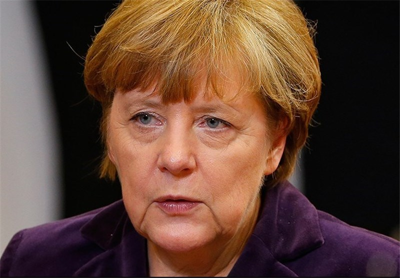German Conservatives Agree on Merkel as Chancellor Candidate