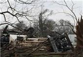 اعلام حالت فوق العاده در ایالت میسیسیپی/8 نفر در پی طوفان جان باختند