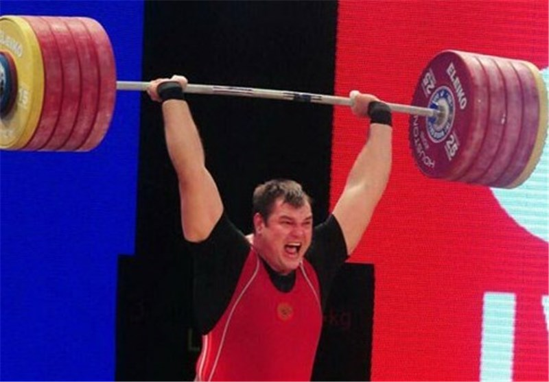 Russian Weightlifter Aleksei Lovchev Fails Doping Test