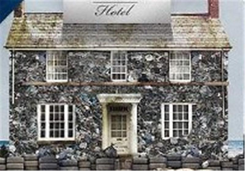 /عکس/هتلی ساخته شده از زباله ها