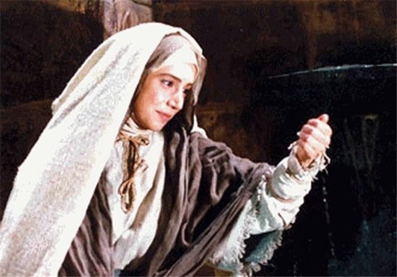فیلم/سکانس زیبای لحظه تولد حضرت عیسی(ع)