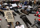 Chicago 'Black Christmas' Protesters March against Police Violence