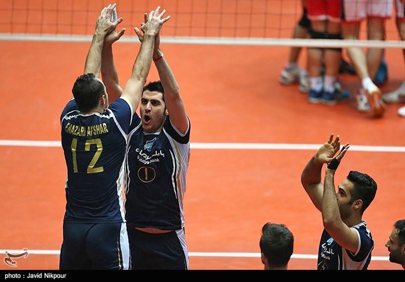 Iran into Asian Club Volleyball Championship Semis