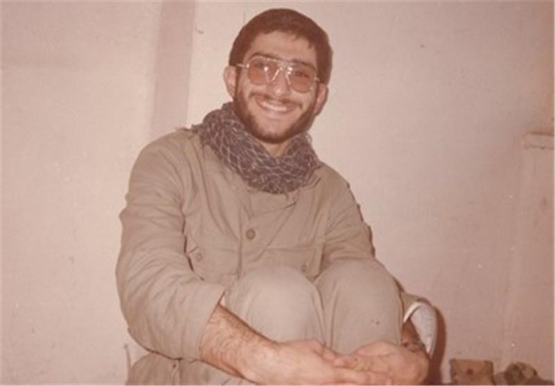 طلبه شهید سیدمرتضی شفیعی از شهدای عملیات کربلای 4 اهواز