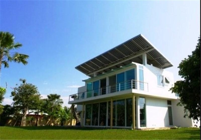 پربازده ترین خانه خورشیدی جهان ساخته شد