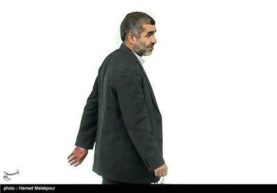 علی نیکزاد وزیر سابق راه و شهرسازی در نماز جمعه تهران