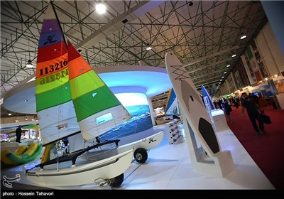 Kish Island Hosts Int'l Maritime Industries Exhibition