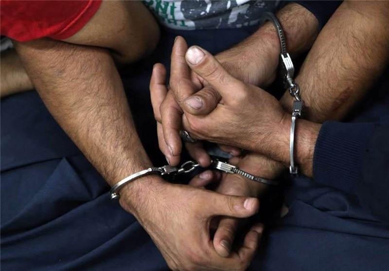 بازداشت متهمان