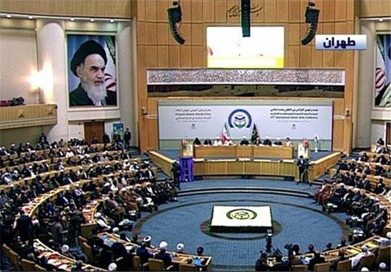 Int'l Islamic Unity Conference Kicks Off in Tehran