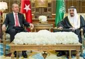 تماس تلفنی اردوغان با ملک سلمان با محوریت بحران سوریه