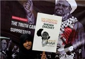 Projected Message in London Urges Nigerian Gov't to Free Sheikh Zakzaky (+Video)