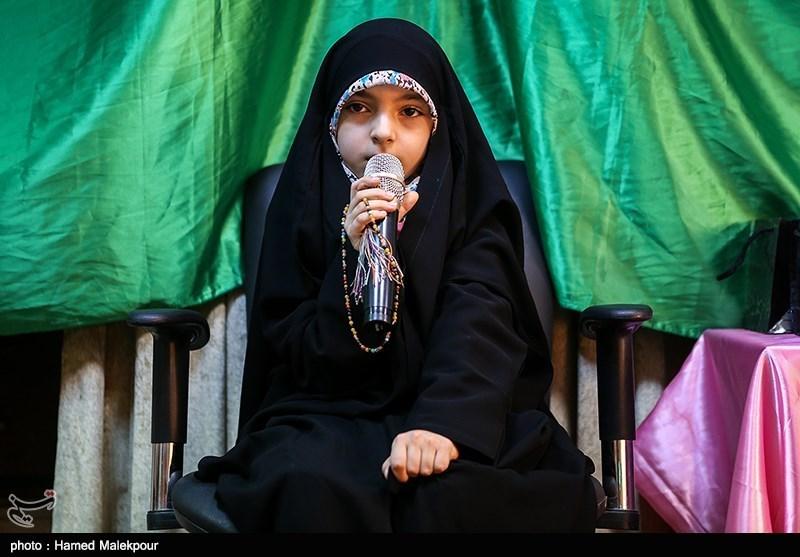 """ایران کی کمسن حافظہ """"حنانہ"""" کی متحدہ عرب امارات میں قرآنی مقابلوں میں شرکت/ قصیدہ"""