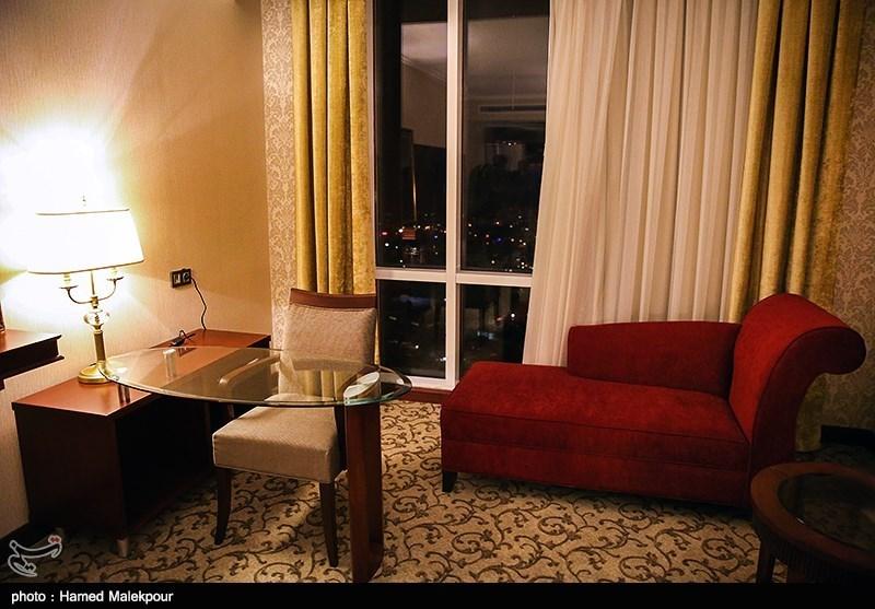 افتتاح بزرگترین هتل ایران