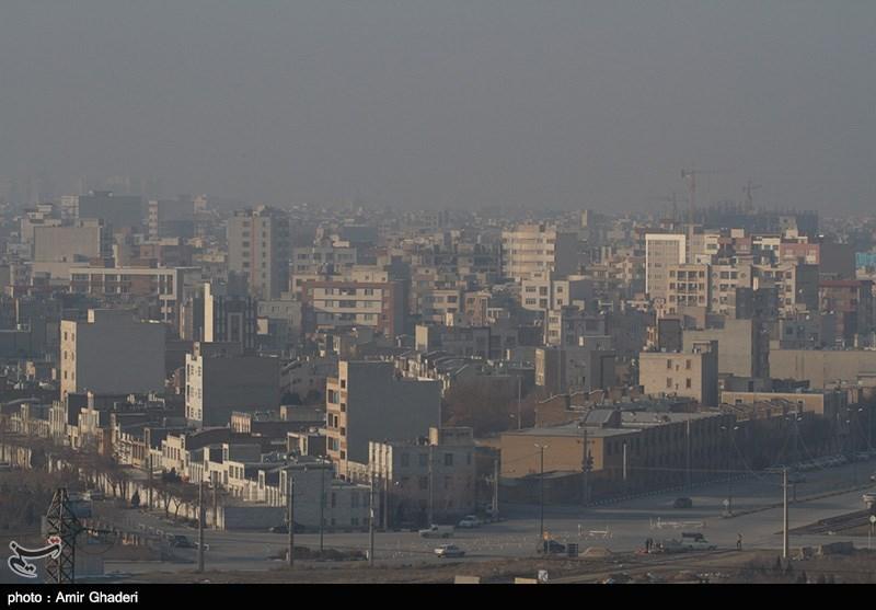 آلودگی هوای اراک