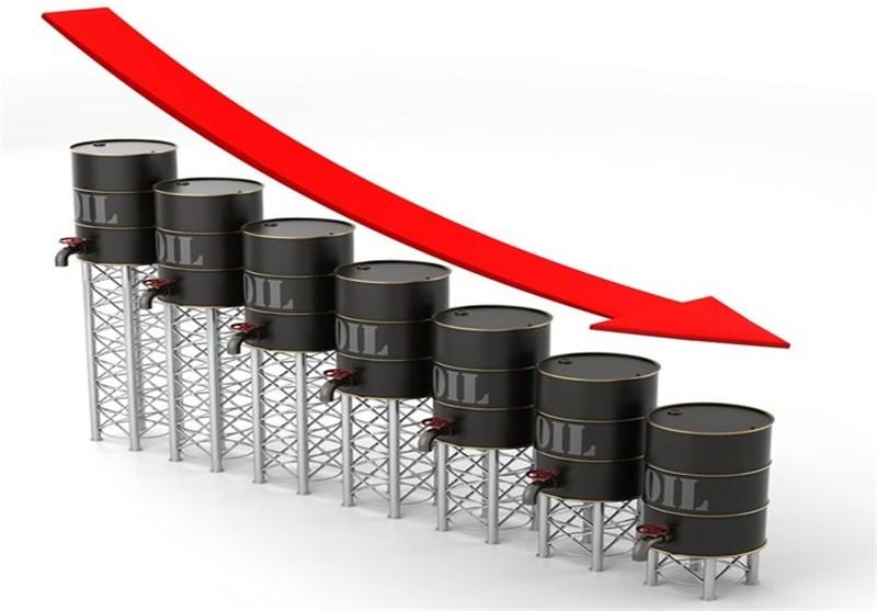 لأول مرة فی التاریخ.. سعر النفط الأمیرکی أقل من الصفر