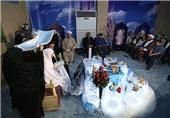 کمک هزینه جهزیه به زوجهای جوان ایرانشهری اهدا شد