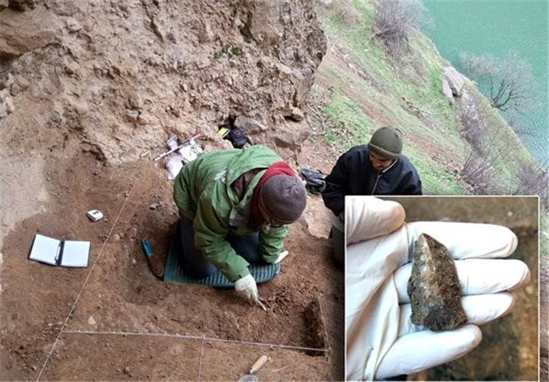 Remains of Stone Age Hunters Found in Western Iran