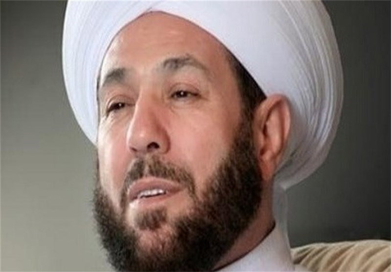 Grand Mufti of Syria Leads Friday Prayers of Aleppo after Liberation