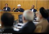 تاکید روحانی بر پیگیری جدی اجرای اصل 44/ شرکتها به اشخاص صاحب صلاحیت واگذار شوند