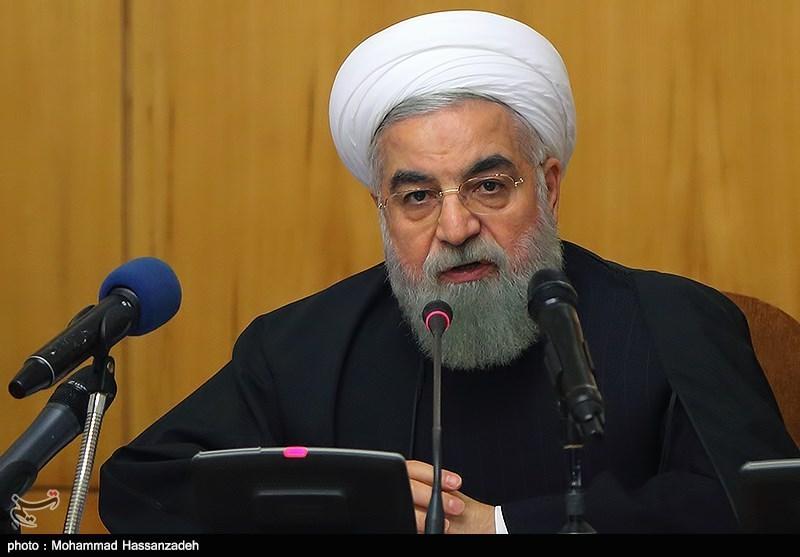 روحانی: شعبنا أضاف بمشارکته فی الانتخابات صفحة ذهبیة اخری لتاریخ سیادته الدینیة الشعبیة