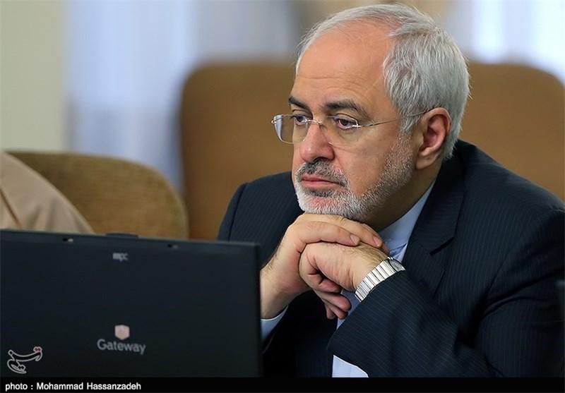 Riyadh Afraid of Reduced Tension between Iran, West: Zarif