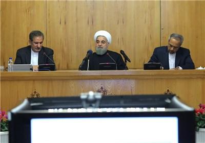 روحانی: شش ماه زمان کمی برای تردید نمایندگان در اعتماد به وزرا است