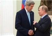 آمریکا خواستار دیدار کری با پوتین در مسکو شد