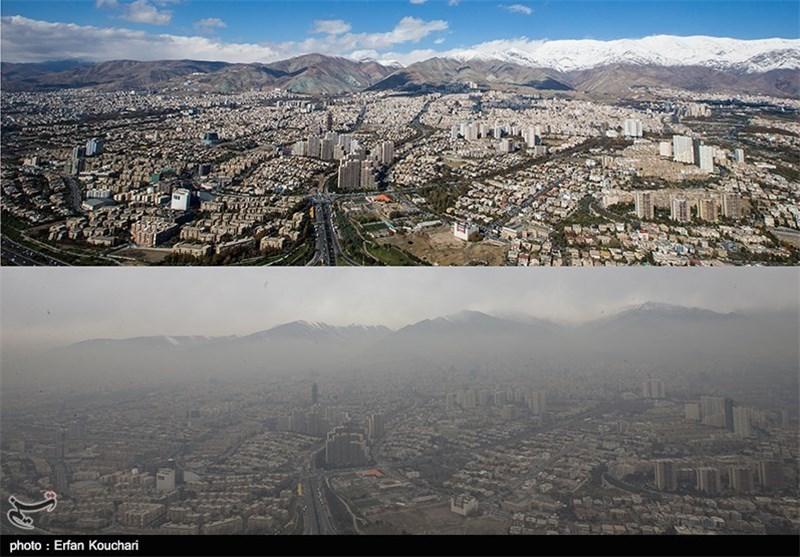 هوا آلوده، مسئولان خاموش/ تقاضای خبرنگاران سلامت از مسئولان