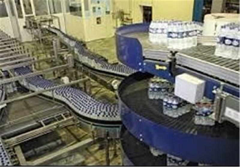 کارخانه آب معدنی