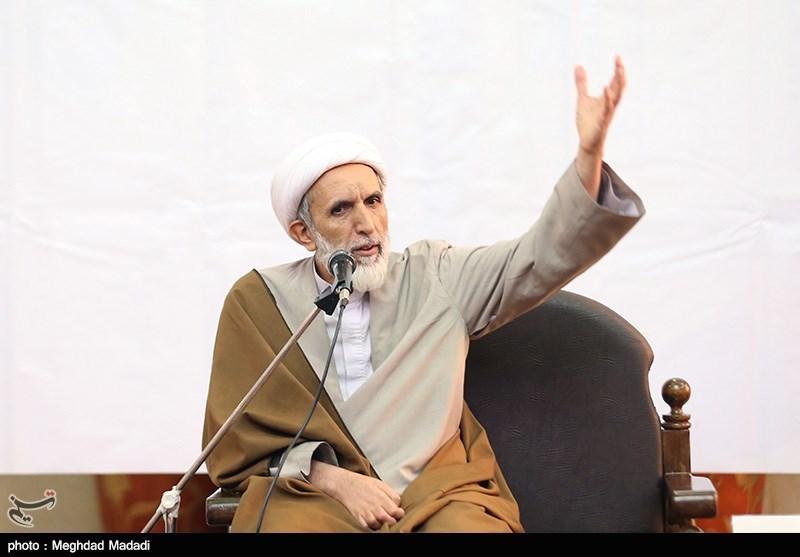 سخنرانی حجت الاسلام مهدی طائب در همایش نفوذ